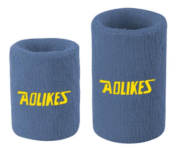 Băng cổ tay thấm mồ hôi cao cấp Aolikes - Tom Sport 7
