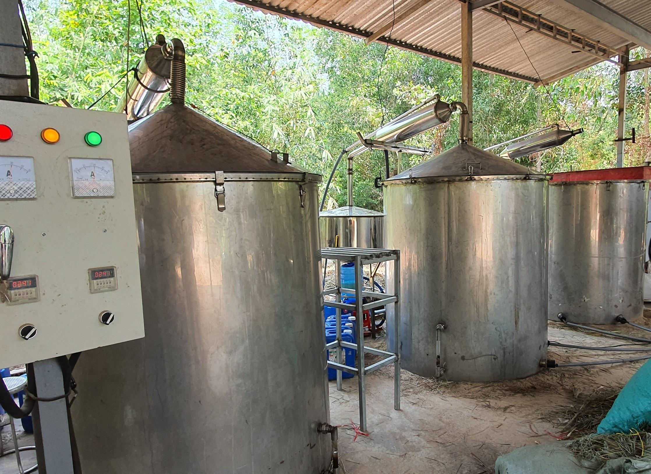 Tinh dầu Hương Nhu 100ml Mộc Mây - tinh dầu thiên nhiên nguyên chất 100% - chất lượng và mùi hương vượt trội - chuyên gia chăm sóc tóc hư tổn 21
