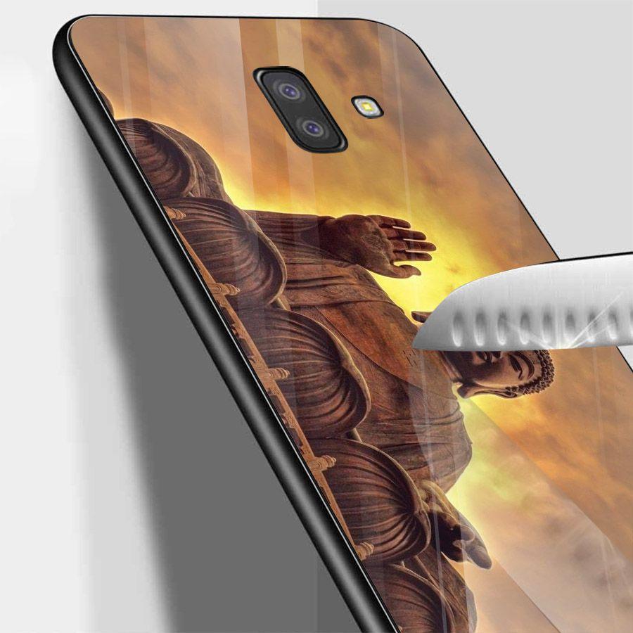 Ốp kính cường lực cho điện thoại Samsung Galaxy J6 - Tôn giáo MS TGIAO028