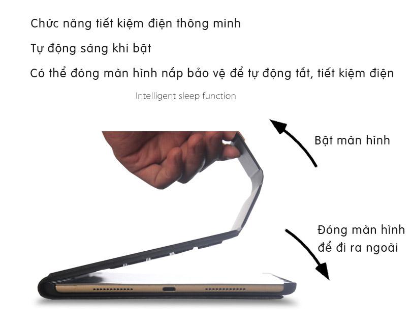 Bàn Phím Bluetooth Kèm Bao Da
