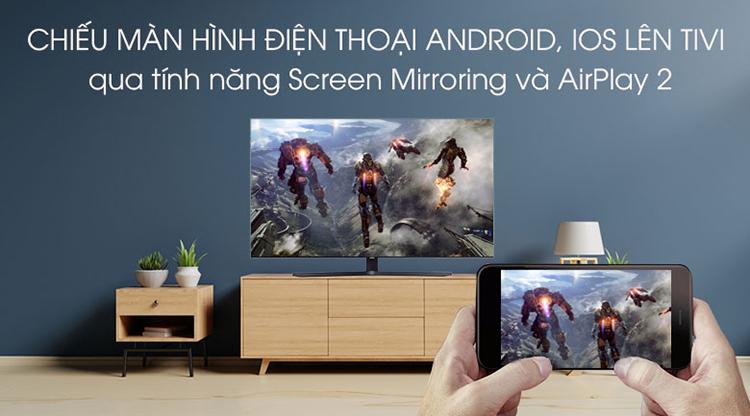 Smart Tivi Samsung 4K 65 inch UA65TU8500 - Hàng chính hãng