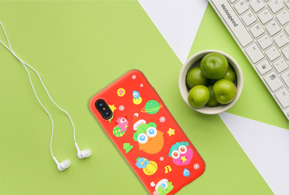Ốp Điện Thoại iPhone 8 Plus Weiji