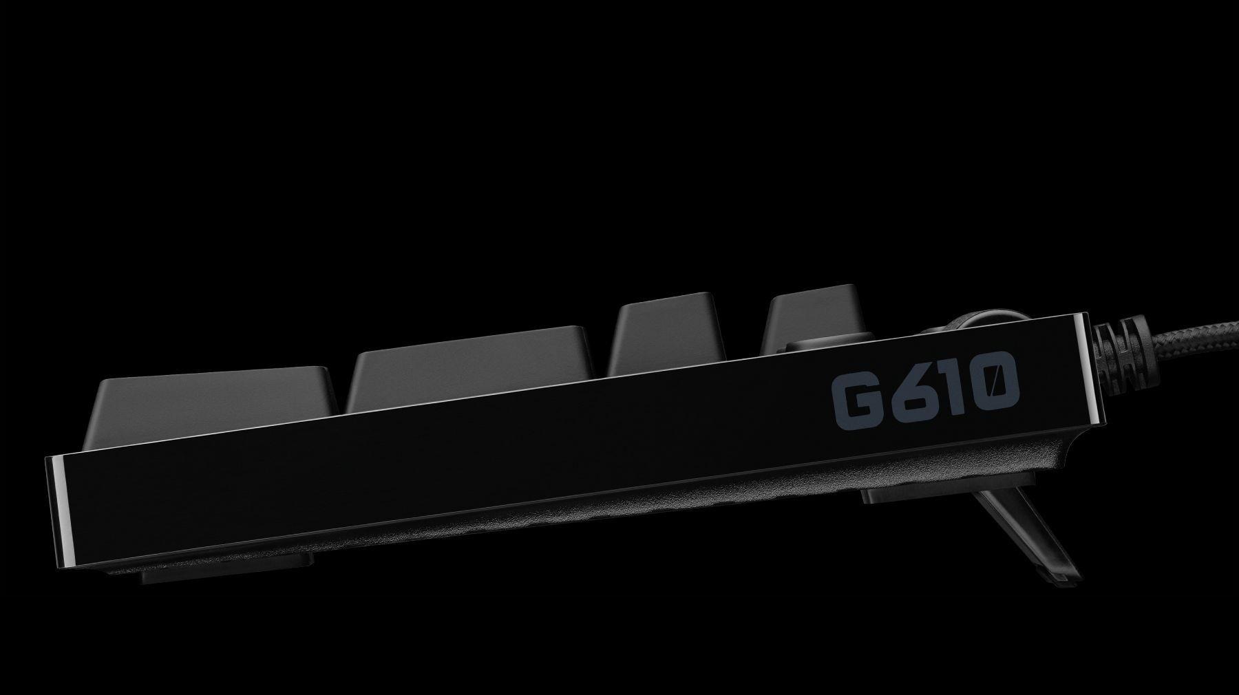 Bàn Phím Cơ Logitech Orion G610 LED Full Size - Blue Switch