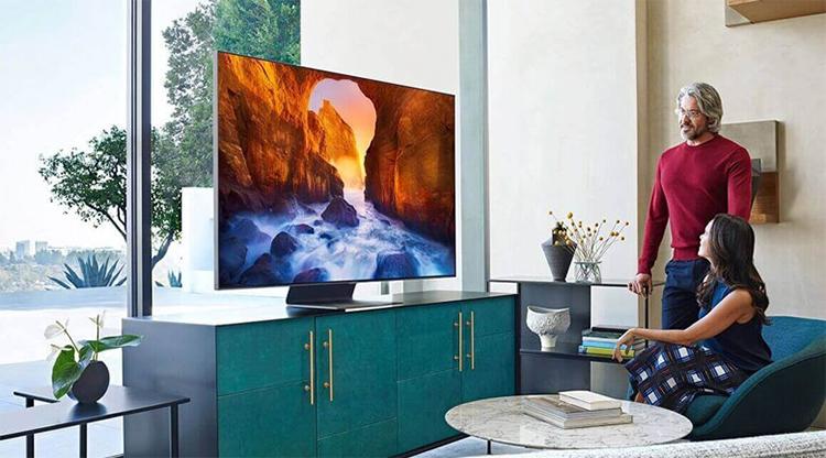 Smart Tivi QLED Samsung 8K 65 inch QA65Q800T - Hàng chính hãng