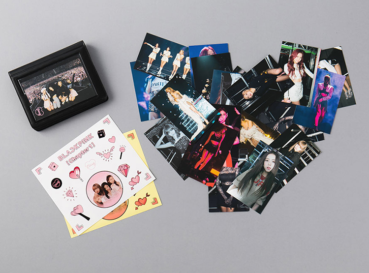 Blackpink YG Official Goods Chapter1 Mini Photo Album Kit