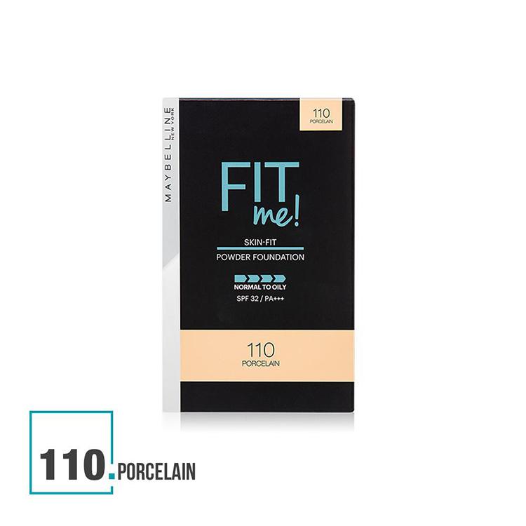 Phấn Nền Maybelline Fit Me Skin-Fit Powder Foundation 9gr Siêu Mịn Màng PM714 11