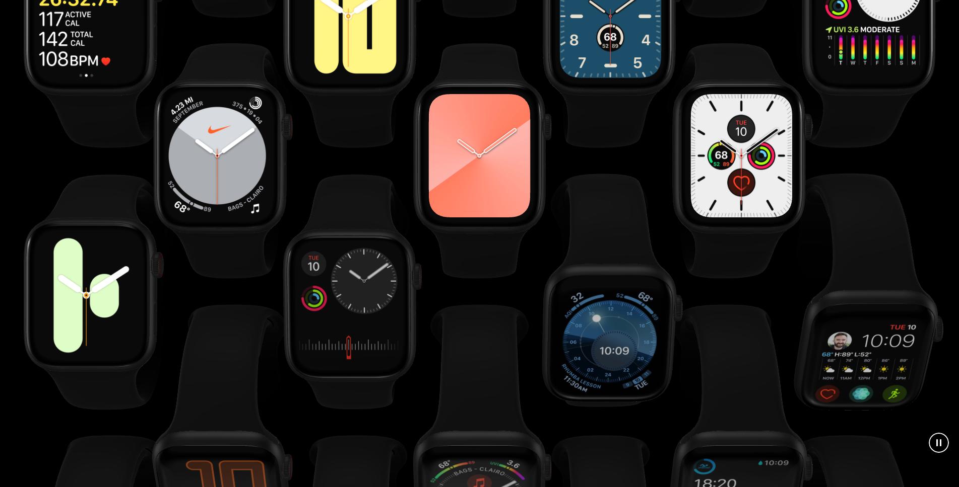 Apple Watch Series 5 Aluminum - Nhập Khẩu Chính Hãng 24