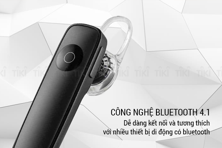 Tai Nghe Bluetooth Nhét Tai Kèm Mic
