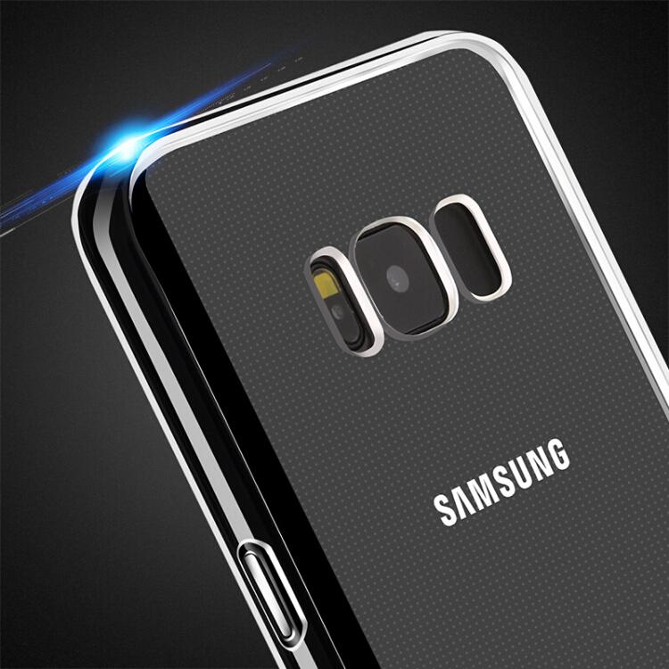 Ốp Lưng Nhựa Dẻo Trong Suốt KOLA Dành Cho Điện Thoại Samsung Galaxy S8 Plus