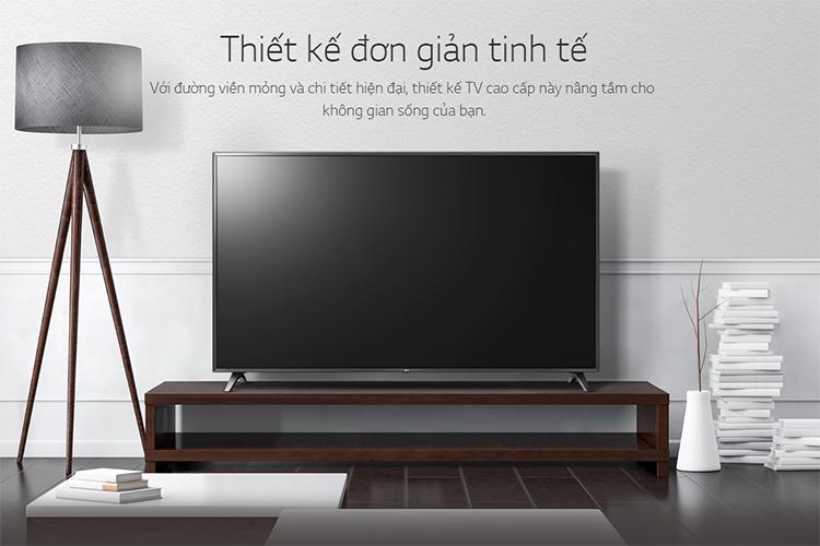 Smart Tivi LG 55 inch 4K UHD 55UM7600PTA - Hàng Chính Hãng