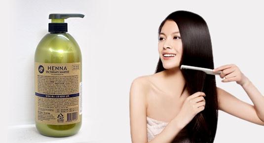 R&B Henna Shampoo