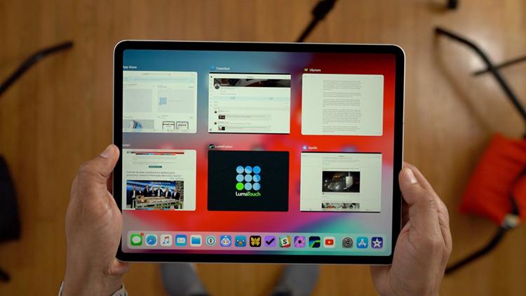 iPad Pro 12.9 inch (2018) 64GB Wifi - Hàng Chính Hãng