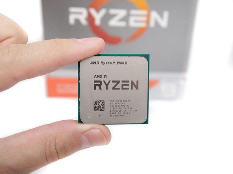 Bộ Vi Xử Lý CPU AMD Ryzen Processors 9 3900X - Hàng Chính Hãng ...