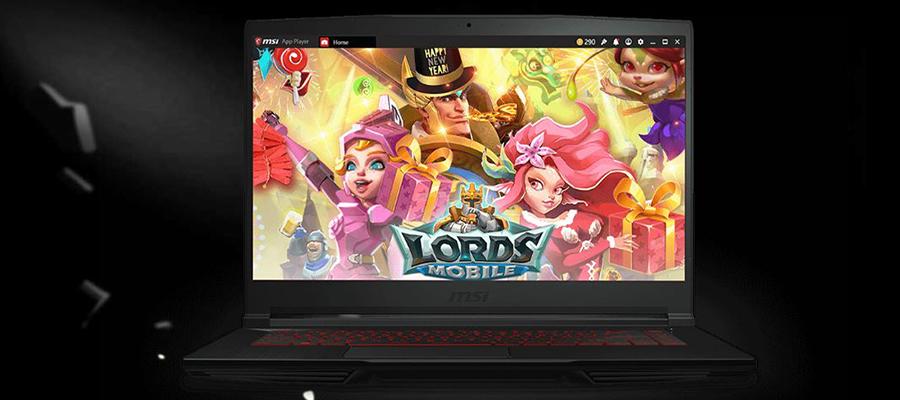 Laptop MSI GF63 9SC-1030VN (Core i5-9300H/ 8GB DDR4 2666MHz/ 512GB SSD M.2 PCIE/ GTX 1650 4GB/ 15.6 FHD IPS/ Win10) - Hàng Chính Hãng
