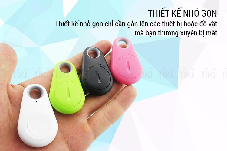 Thiết bị định vị 2 chiều tìm đồ vật dùng Bluetood Itag ( tìm chìa khóa, điện thoạ)