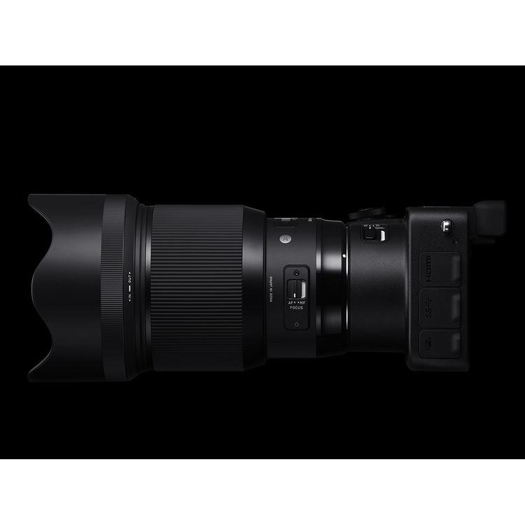 Ống Kính Chụp Chân Dung Khẩu Độ Lớn Sigma ART85mm F1.4 DG HSM