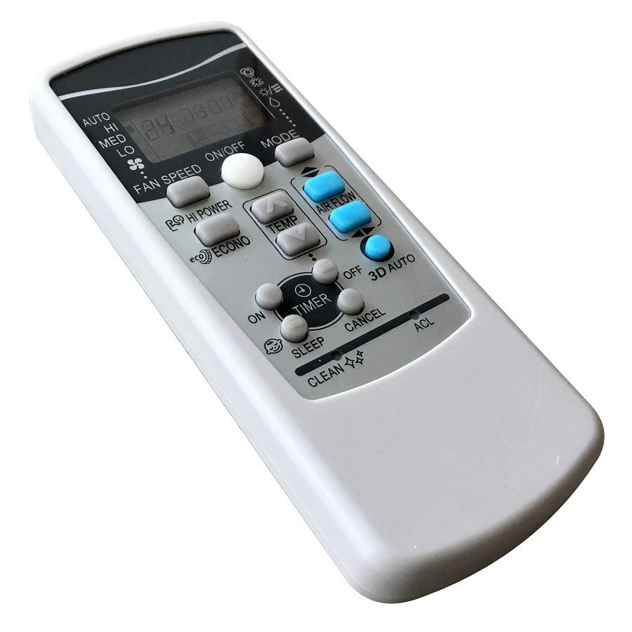 remote điều khiển máy lạnh Mitsubishi
