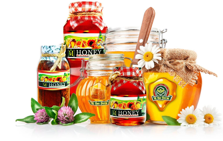 Mật ong rừng ngâm Nhục Quế M Honey - Hỗ trợ tim mạch, chức năng não bộ và sinh lý - 100ml