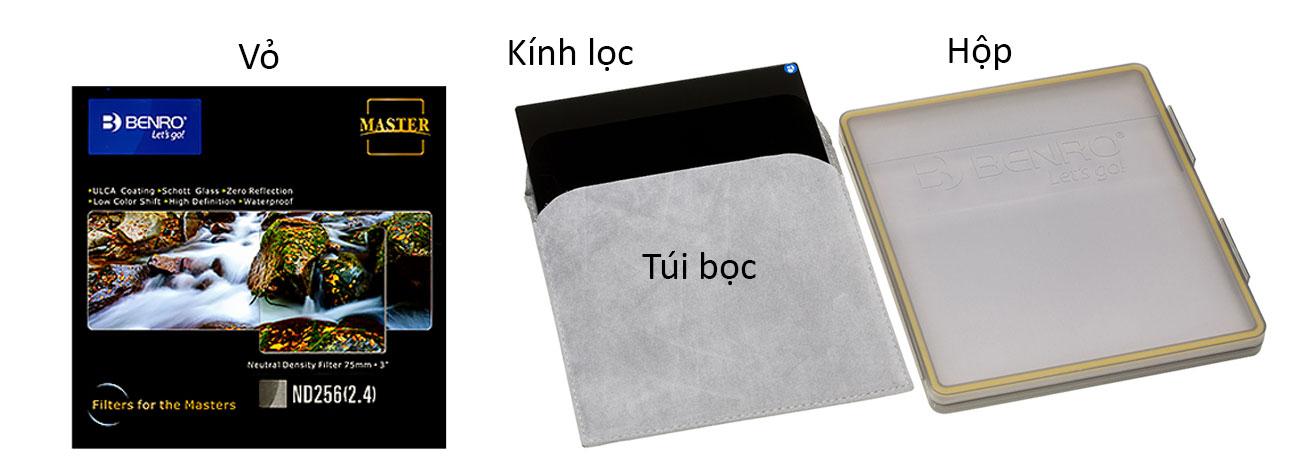 Filter Kính lọc vuông Benro Hệ 100, Hàng chính hãng 14