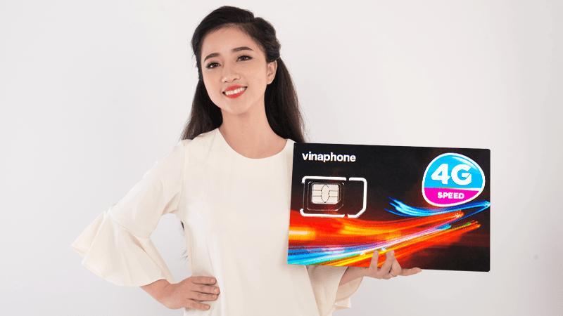 SIM 4G VINAPHONE D500 5GB/Tháng Trọn Gói Một Năm Không Nạp Tiền