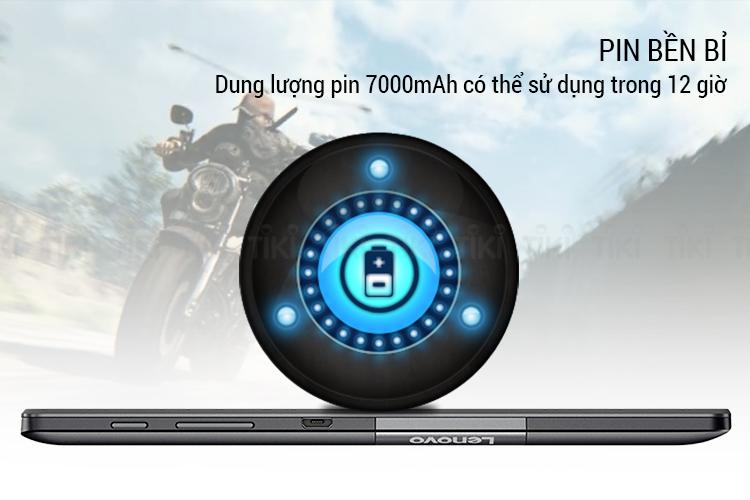 Máy Tính Bảng Lenovo TB3-X70F - Hàng Chính Hãng