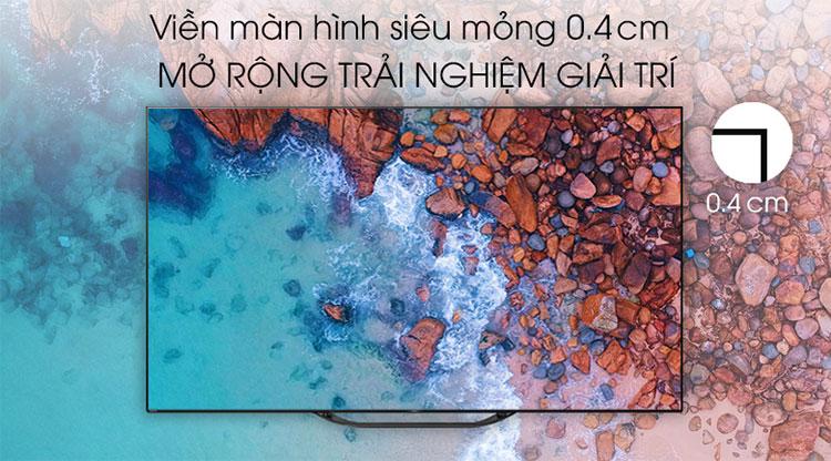 Android Tivi OLED Sony 4K 55 inch KD-55A8G - Hàng chính hãng