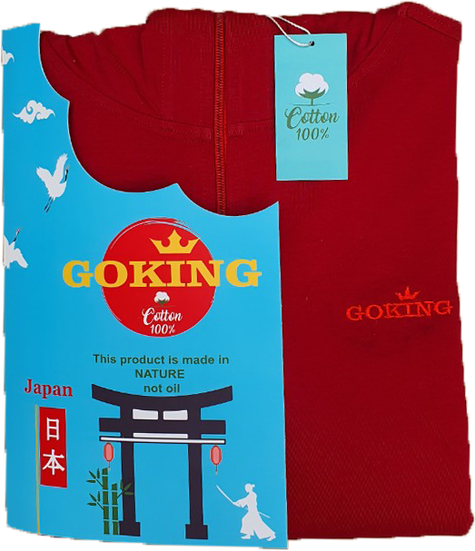 Áo khoác nữ GOKING vải da cá dày 100% cotton, thích hợp chống nắng và giữ ấm hiệu quả 8