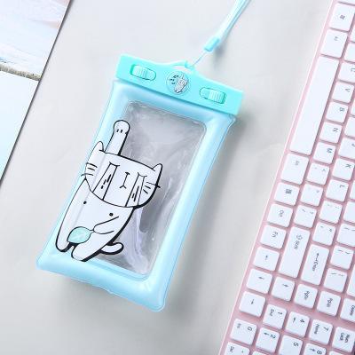 Túi đựng điện thoại chống nước - TU41 (Giao ngẫu nhiên mẫu) 5