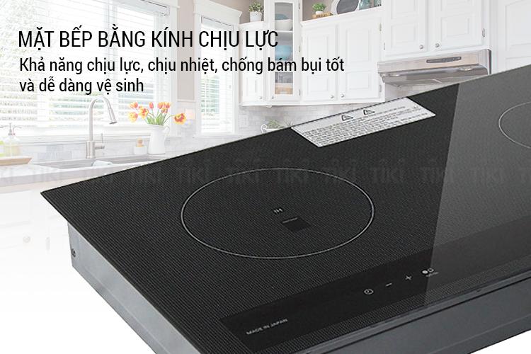 Bếp Điện Từ Panasonic KY-A227D (2800W)