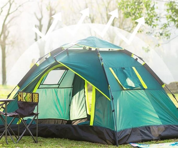 Lều Cắm Trại Wolfwalker LXZ 1002 1