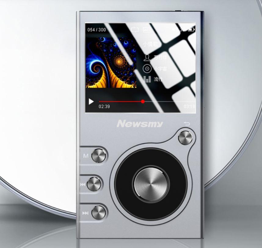 Máy Nghe Nhạc MP3 HIFI Lossless Newsmy G6