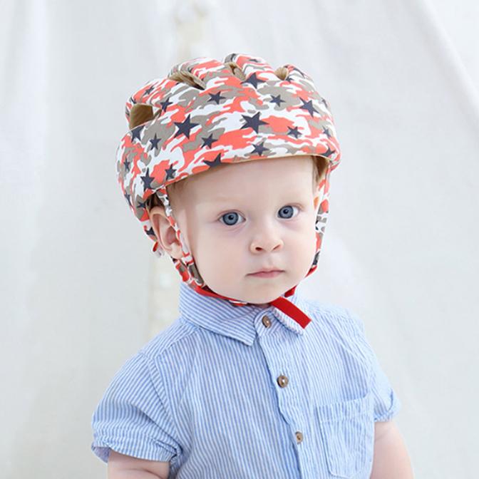 Mũ bảo hiểm đầu cho bé tập đi, tập bò dành cho bé từ 3 tháng - 4 tuổi 1