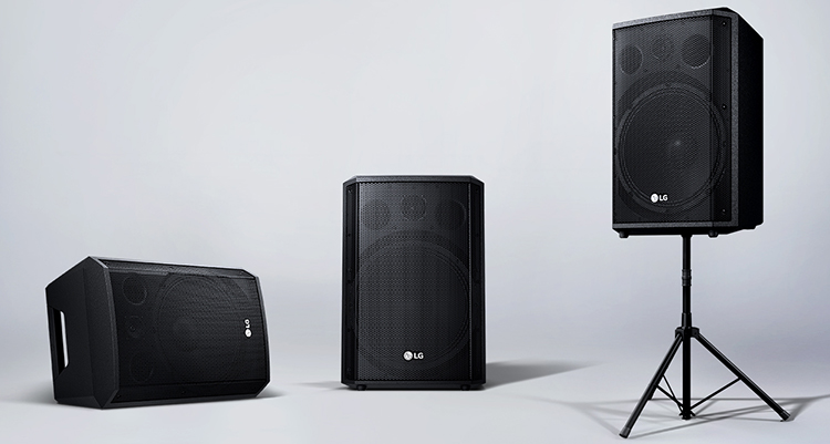 Loa Kéo Bluetooth LG XBOOM RM2 - Hàng Chính Hãng