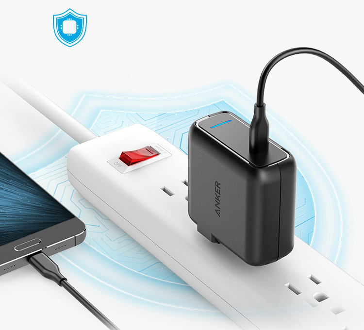 Đầu Sạc Anker USB-C Hỗ Trợ Apple MacBook Android Tab