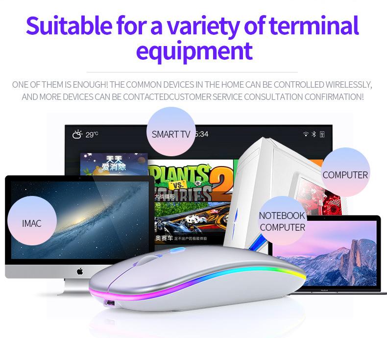 Chuột Wireless Fantech MX Master (Cổng sạc MICRO USB - Có Thể Sạc Lại) - Hàng Chính Hãng VN A 13