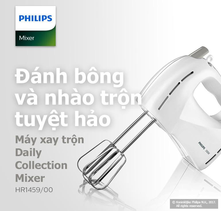 Máy Đánh Trứng Philips HR1459