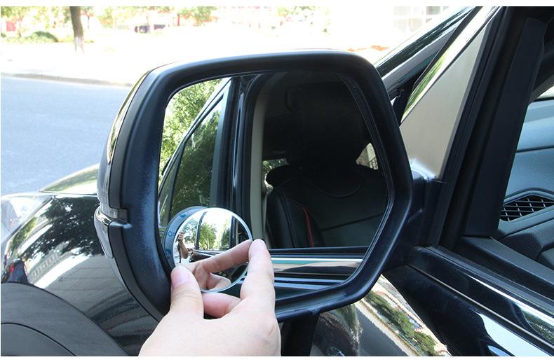 Bộ 2 gương cầu lồi chiếu hậu xóa điểm mù xe hơi 360 độ GC-8135=43.200 ₫