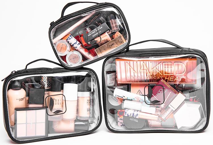 Túi Đựng Mỹ Phẩm, Đồ trang Điểm, Đồ Dùng Cá Nhân - 3 Túi