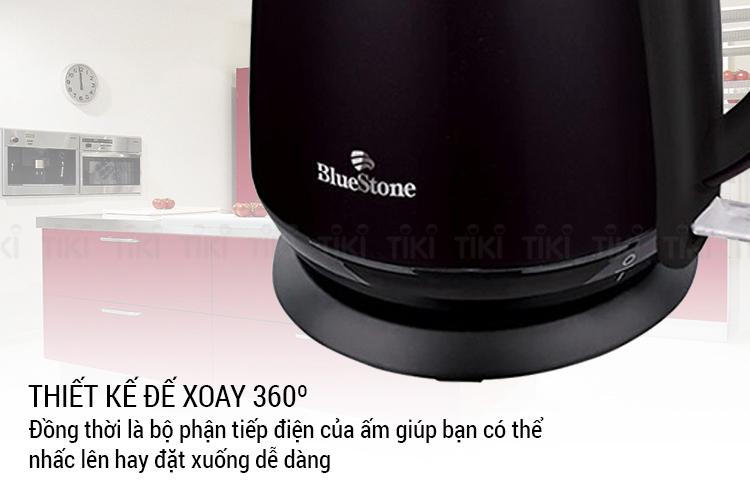 Ấm Đun Nước Bluestone KTB-3453 (1.5 Lít) - Hàng Chính Hãng