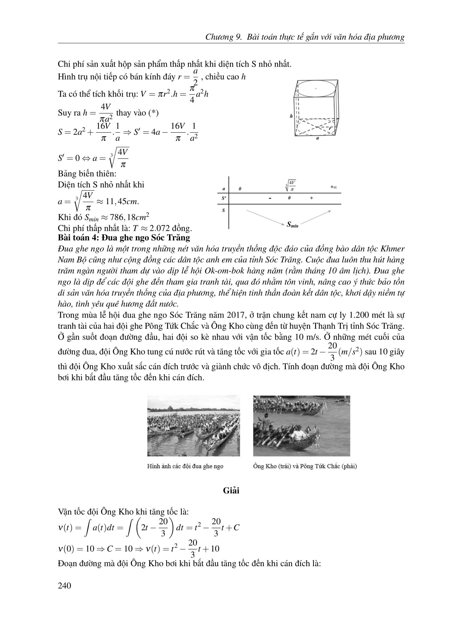 Sử Dụng Máy Tính Casio Giải Đề Trắc Nghiệm Và Toán Thực Tế Lớp 12 Và Tuyển Sinh Đại Học