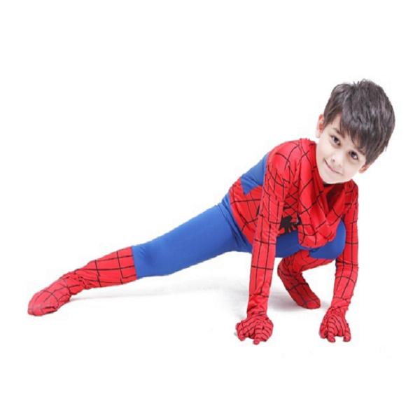 đồ hóa trang siêu nhân người nhện liền