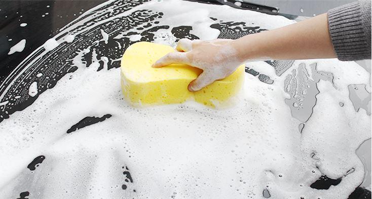 Bọt Biển Rửa Xe Ô Tô Yue Card