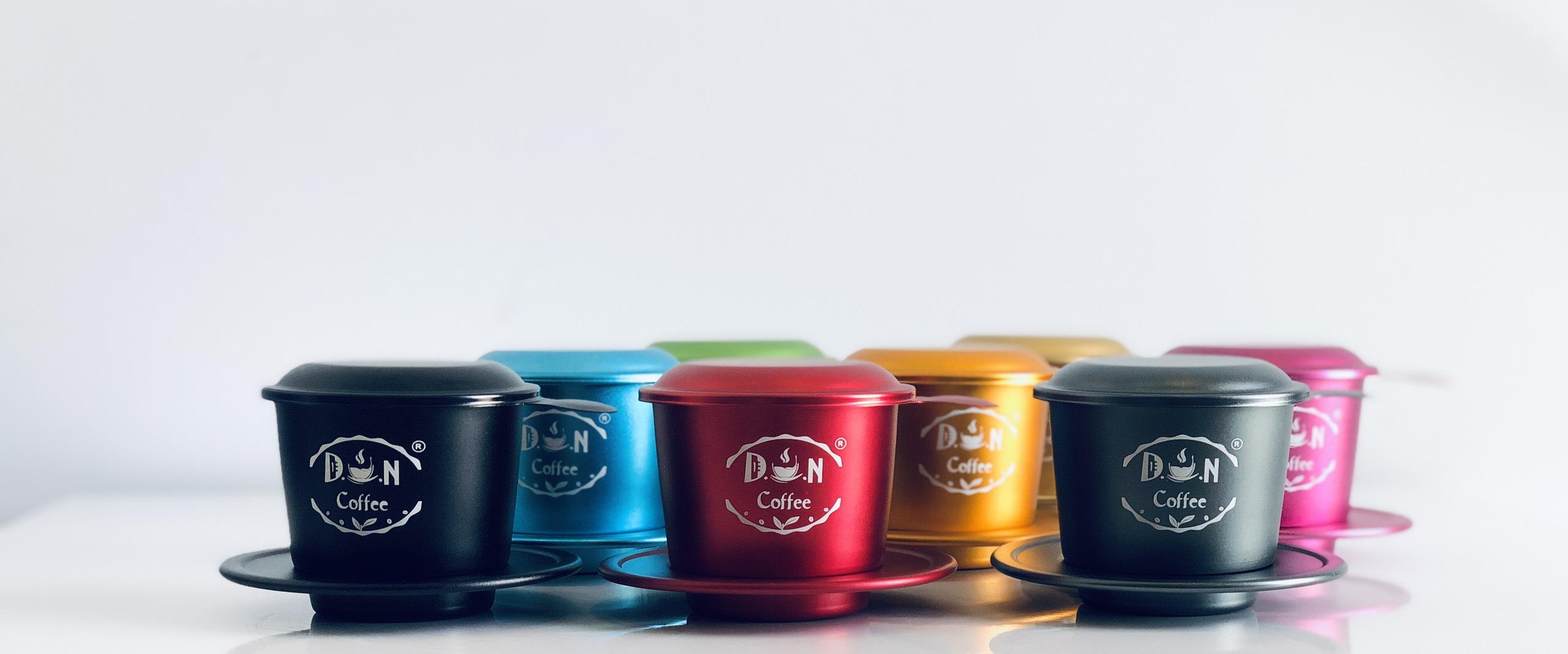 phin nhôm D.O.N COFFEE