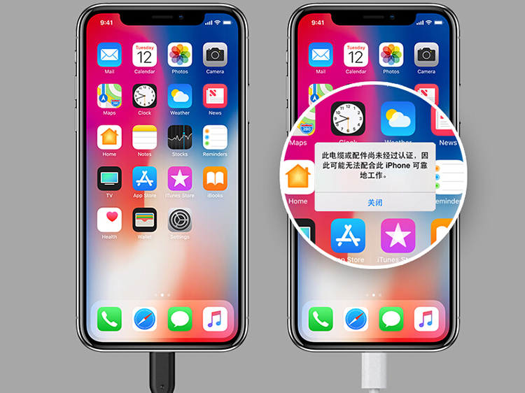 Cáp Truyền Dữ Liệu / Sạc Nhanh Anker Apple Oficial MFi Cho Iphone X/8/7/7Plus/6s/6/5s/5/ipadpro