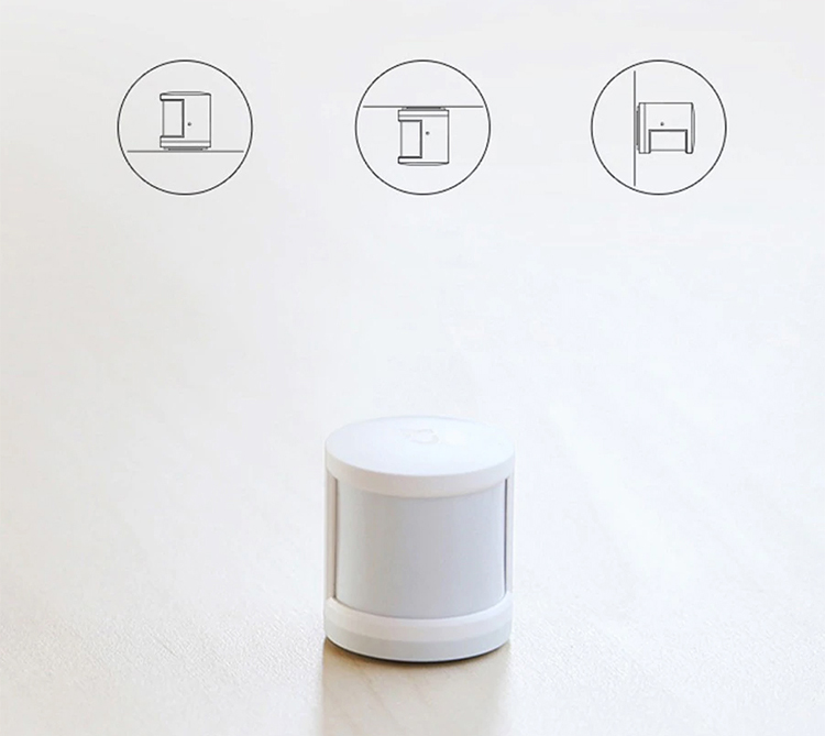 Xiaomi Mijia RTCGQ01LM Human Body Sensor from Xiaomi youpin