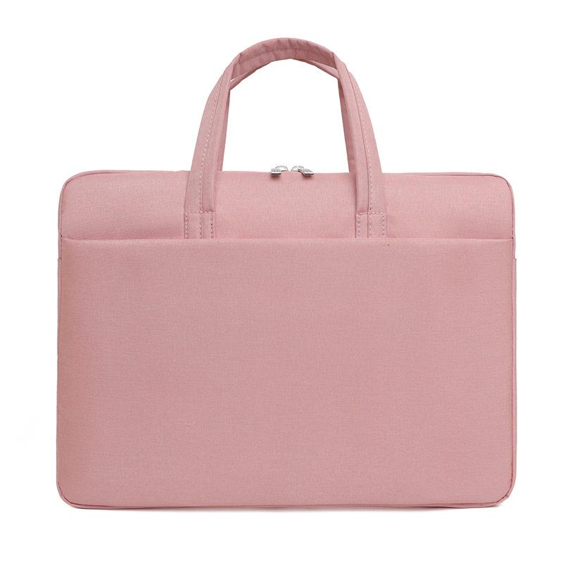 Túi đựng Laptop, túi xách Macbook dành cho công sở, văn phòng, chống nước, đựng vừa laptop 15,6 inch, nhiều ngăn 10