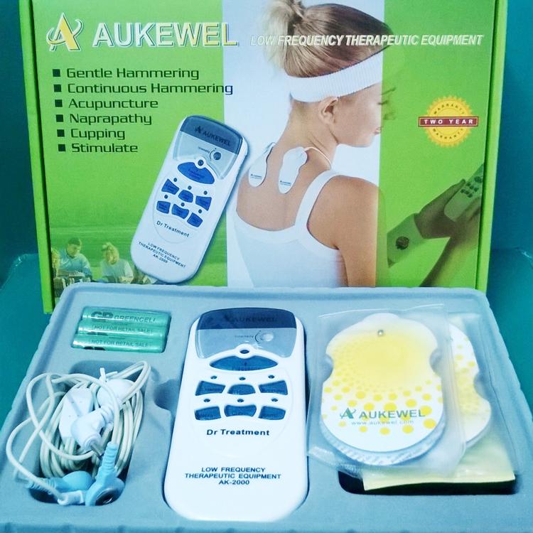 Máy mát xa xung điện Aukewel Dr Treatment AK 2000