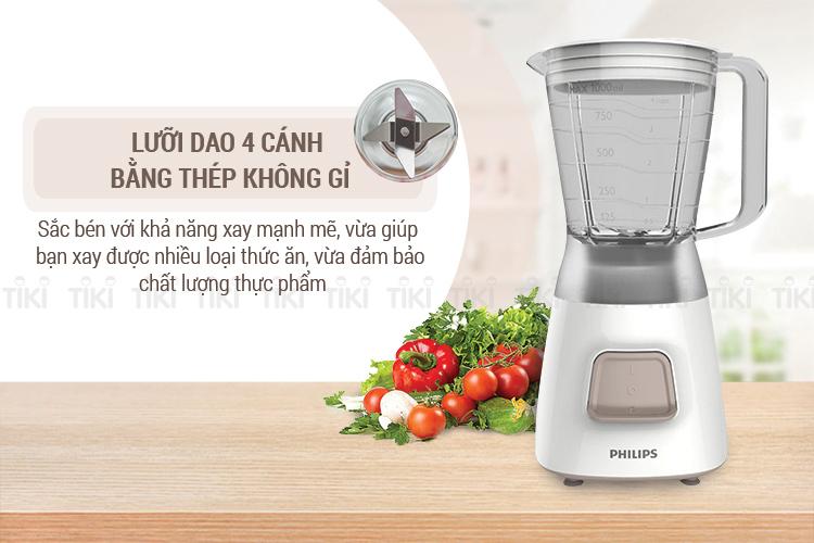 Máy Xay Sinh Tố Philips HR2051 350W (1.25L)