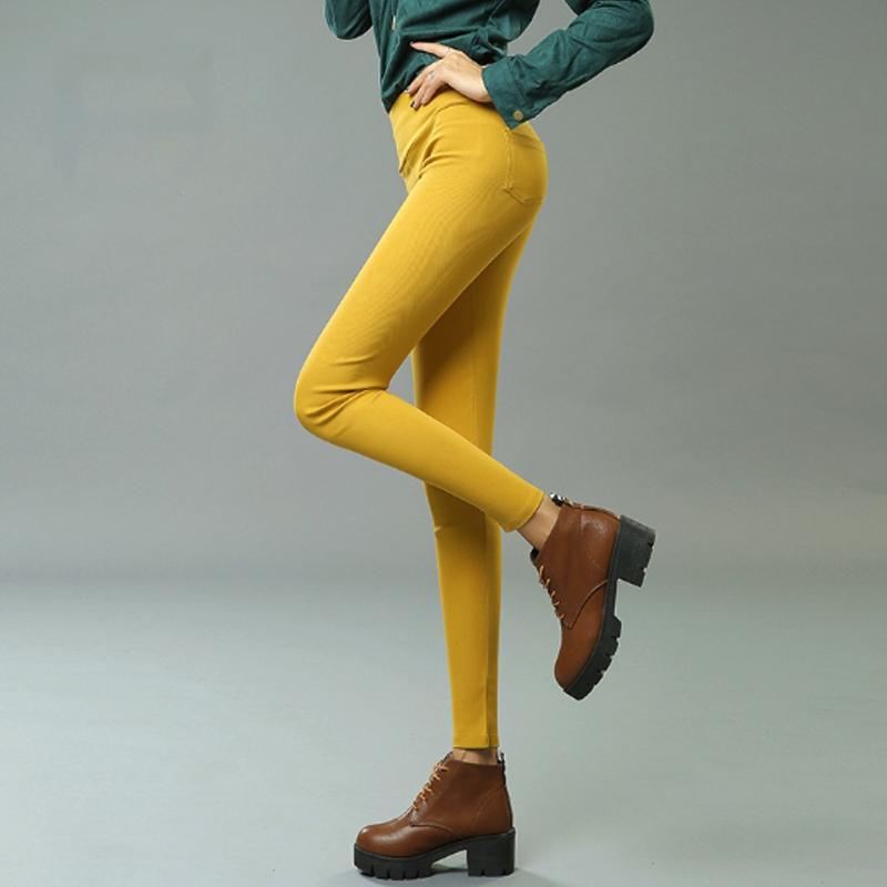 Quần nữ legging chất liệu cao cấp ôm dáng 9100157 8