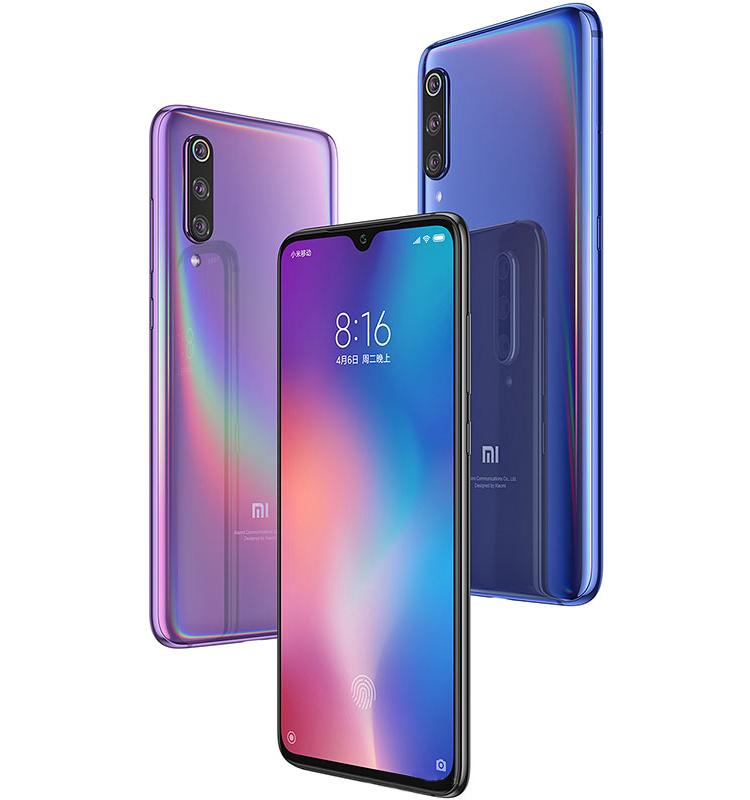 Điện Thoại Xiaomi Mi 9 (64GB/6GB)- Hàng Chính Hãng